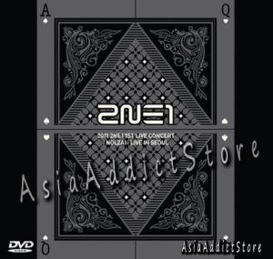 2NE1 1ST LIVE CONCERT [NOLZA] LIVE IN SEOUL (1)